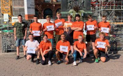 Gesundes Hanau beim Hanauer Stadtlauf 2020